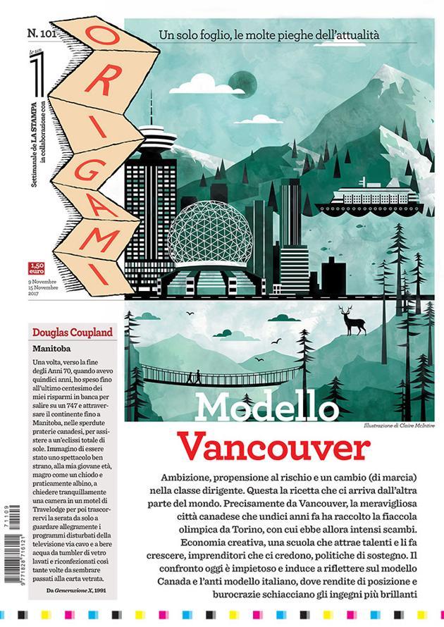 Esecutivo incontri Vancouver